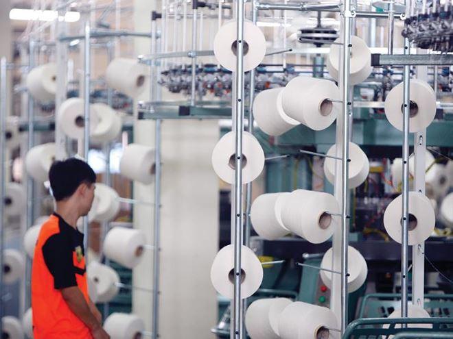 Vốn FDI chảy mạnh vào các dự án dệt, sợi đạt 1,546 tỷ USD với 184 dự án
