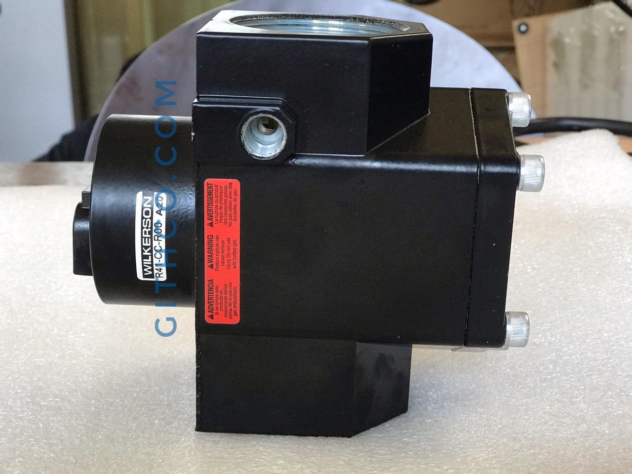 Thiết bị điều áp khí R41-CC-R00 Wilkerson